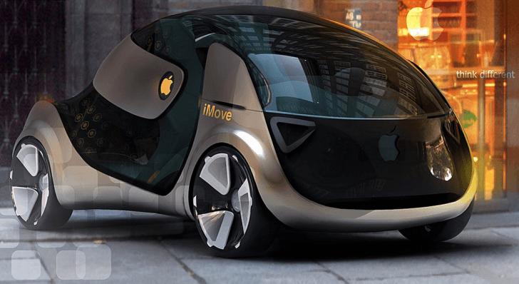 Apple ya tendría planeado lanzar su primer auto inteligente en 2020