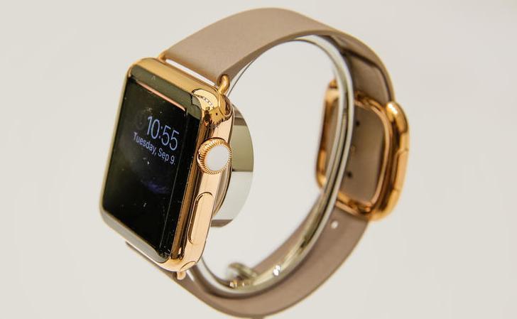 El Apple Watch de 18 quilates valdría entre US$10,000 a US$20,000 dólares