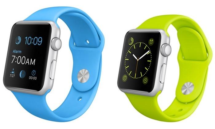 Apple planea colocar órdenes para 5 a 6 millones de unidades de su futuro Apple Watch