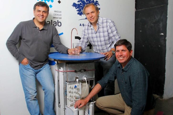 FreshWater: Novedosa máquina que produce agua a partir del aire