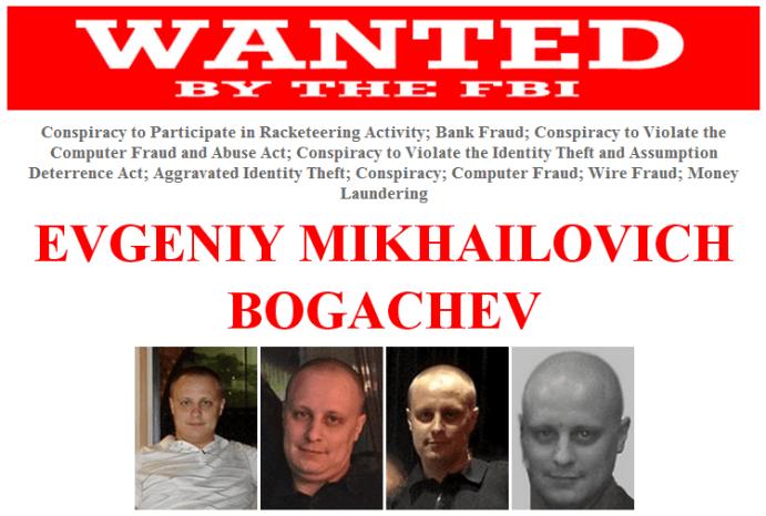 FBI ofrece recompensa de US$3 millones por captura de un cibercriminal ruso
