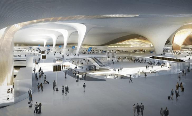 Futuro Aeropuerto de Pekin fig.2