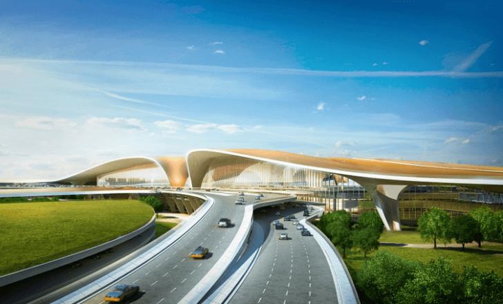 Pekín inaugurará la segunda terminal de aeropuerto más grande del planeta