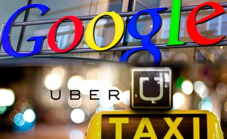 Google habría desarrollado una aplicación similar a Uber Taxi