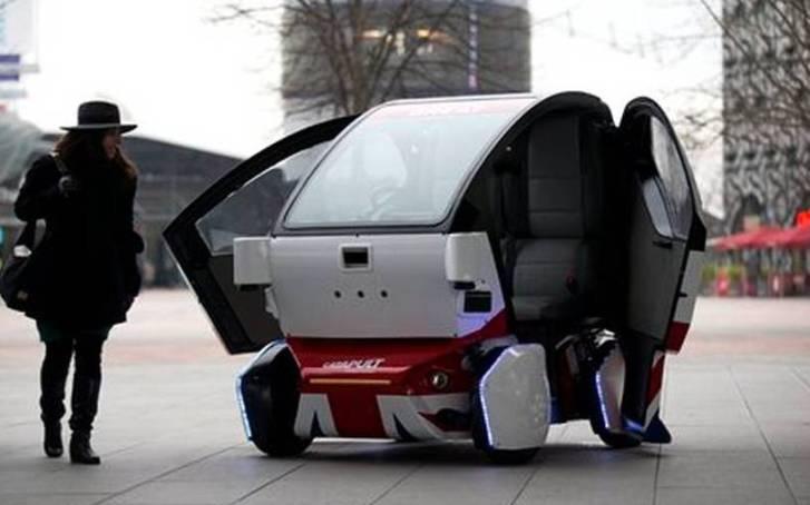 Reino Unido: Inician pruebas para la implementación de los futuros automóviles autónomos