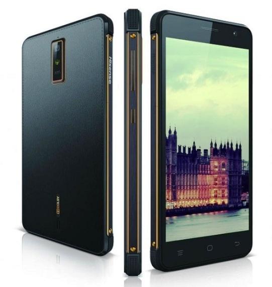 Hisense King Kong: Un smartphone muy resistente y seguro 4G LTE