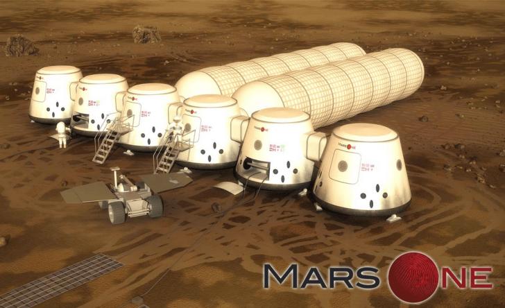 El proyecto Mars One ha seleccionado a sus 100 finalistas