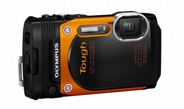 Olympus lanza su nueva cámara fotográfica Stylus Tough TG-860