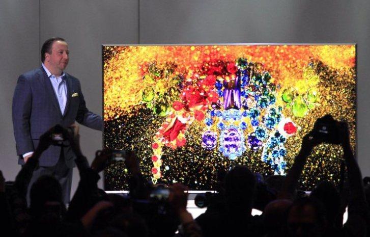 """Televisor """"S"""" Premium de Samsung: el nuevo SUHD TV ingresa al mercado"""