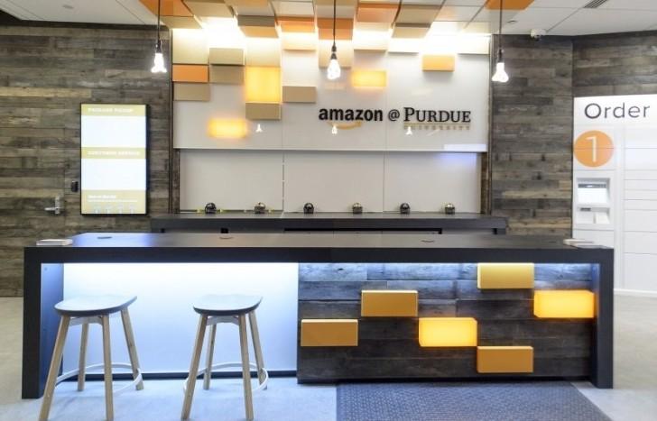 Amazon abre las puertas de su primer centro universitario