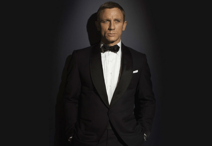 El primer video de la nueva película de James Bond