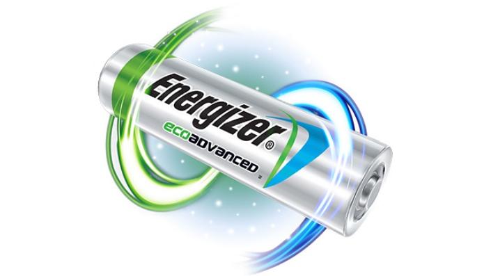 Energizer crea las primeras pilas AA recicladas