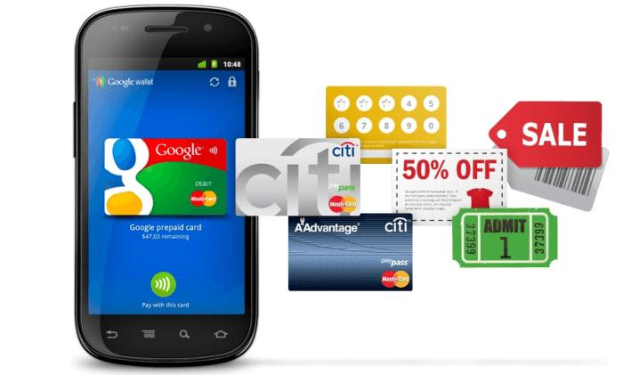 Google Wallet planea convertirse en el medio de pagos móviles por defecto
