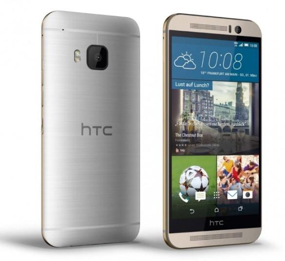 Se filtran imágenes de prensa del HTC One M9 y su descripción técnica