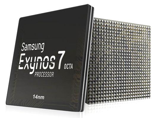 Samsung lanza su nuevo procesador Exynos 7 de 14 nanómetros