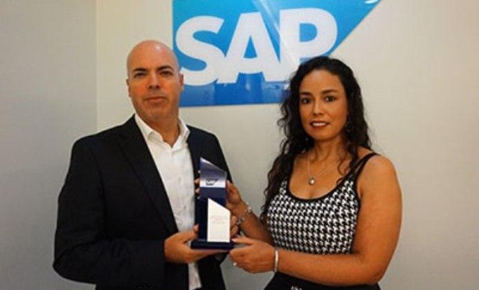 Sypsoft obtiene importante reconocimiento mundial de SAP