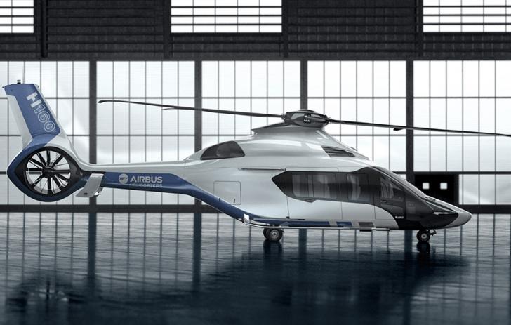 Airbus H160, el nuevo helicóptero de la citada empresa europea