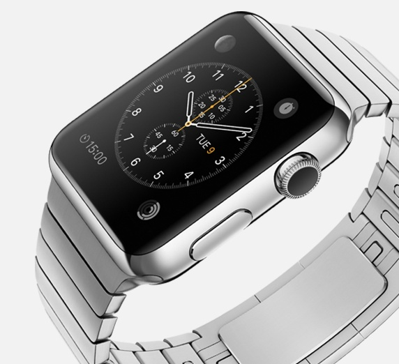 Fabricantes de smartwatches ven con mucha expectativa la llegada del Apple Watch