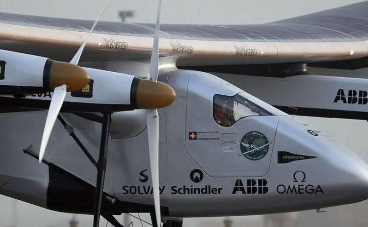 Despego el Solar Impulse 2, el avión que dará la vuelta al mundo sin combustible