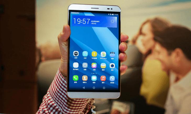 Huawei Mediapad X2: un nuevo phablet de 7 pulgadas