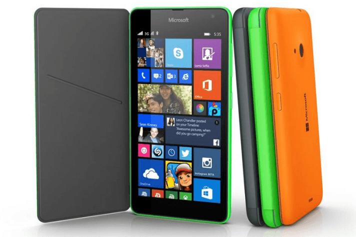 Microsoft y Claro lanzan al mercado peruano el smartphone Lumia 535