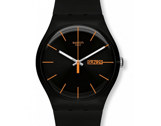 Swatch instalara una opción para hacer pagos electrónicos en sus relojes