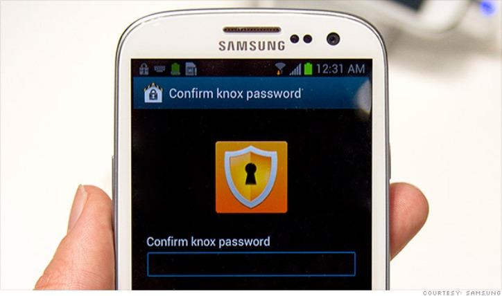 MWC 2015: Samsung KNOX es premiado como el mejor producto de seguridad