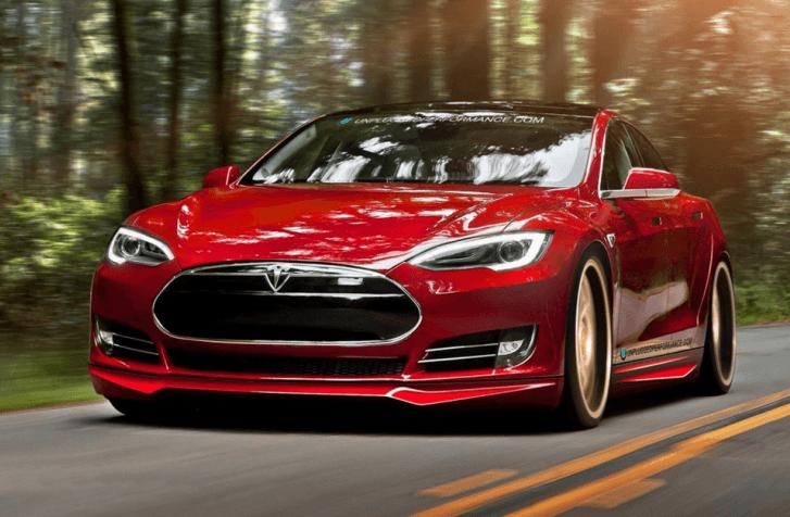Tesla presenta novedades para su coche Model S