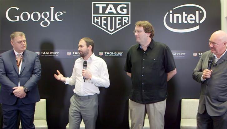 TAG Heuer, Intel y Google se unen para hacerle competencia al Apple Watch