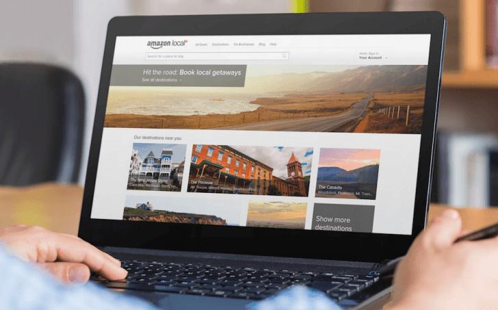 Amazon lanza nuevo servicio para la reserva de hoteles en los Estados Unidos