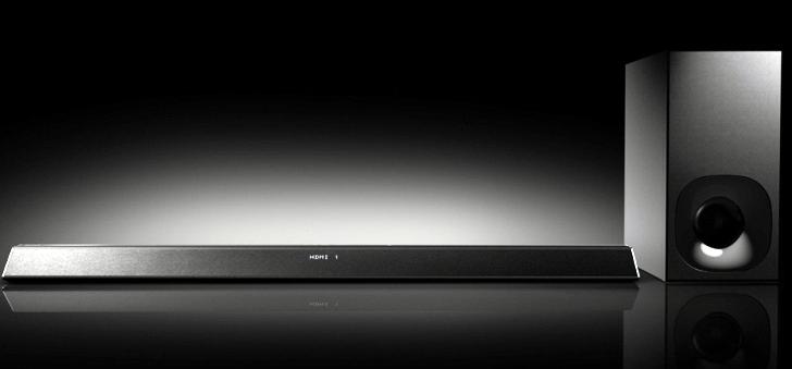 Sony lanza 2 nuevas barras de Sonido para disfrutar del mejor audio vía NFC y Bluetooth