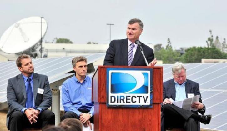 DirecTV utilizará energía solar en su centro de transmisión