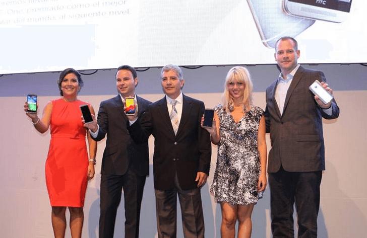 HTC One M9 llega a Perú
