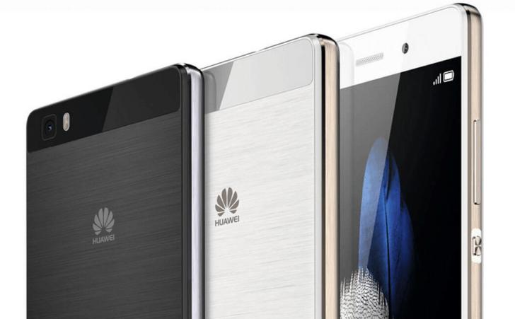 El Huawei P8 fue presentado oficialmente