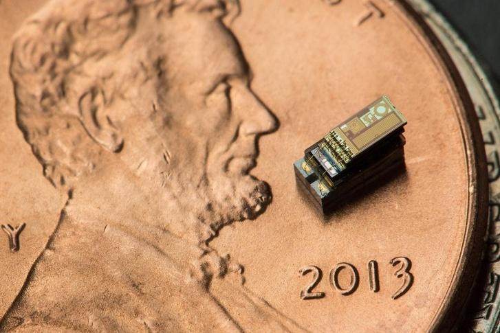 Micro Mote (M3), el ordenador más pequeño del mundo tiene dos milímetros de diámetro