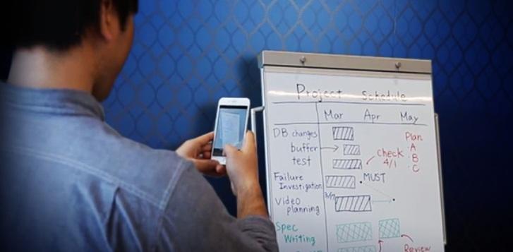 Microsoft Office Lens: Un app que convierte el teléfono en un escáner