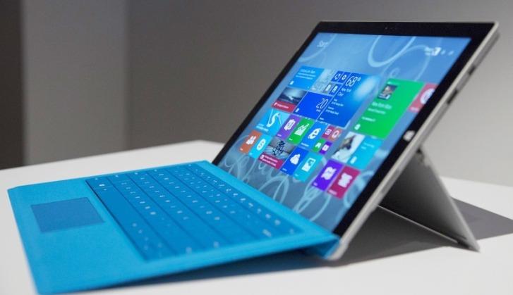 Microsoft Surface 3: nueva tablet con chip Atom Intel y Windows completo