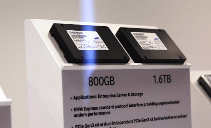 Samsung fabrica discos de memoria sólida con capacidad de lectura cuatro veces superior al modelo estándar