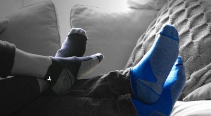 Proyecto sobre calcetines inodoros fueron un éxito en Kickstarter
