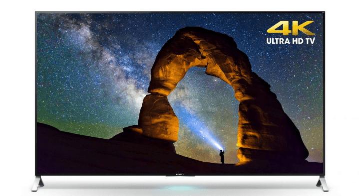 Sony alista un televisor 4K tan delgado como un iPhone