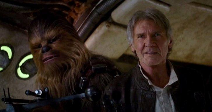 Segundo trailer de Star Wars: El Despertar de la Fuerza