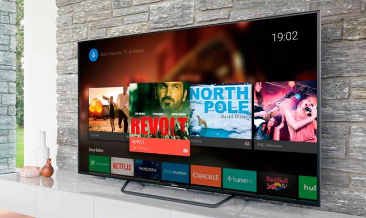 Sony lanza su nueva gama de televisores 2015