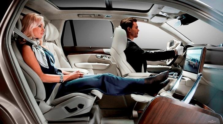 Volvo diseña el coche más cómodo del mundo