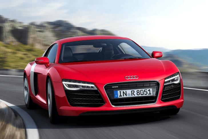 Audi retorna como vehículo exclusivo de Tony Stark en Avengers