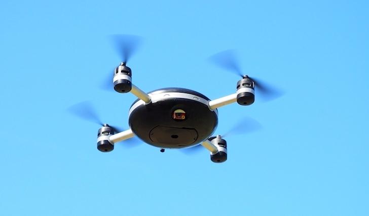 Lily camera drone, el dron inteligente que nos sigue a todas partes