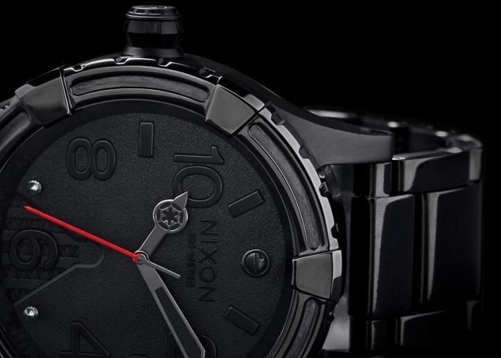 Nixon presenta nuevos relojes de la saga 'Star Wars'