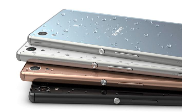 Sony presenta su flamante Smartphone Xperia Z3+