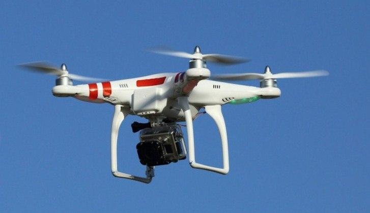Ladrones utilizan drones para estudiar las casas que van a robar