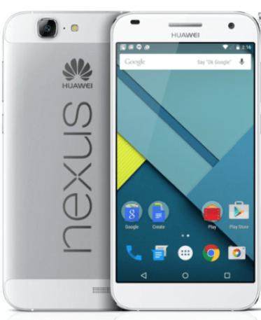 Huawei sería el fabricante del próximo Nexus