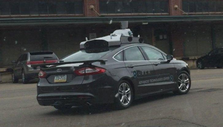 Uber ha dado inicio a las pruebas de su coche autónomo